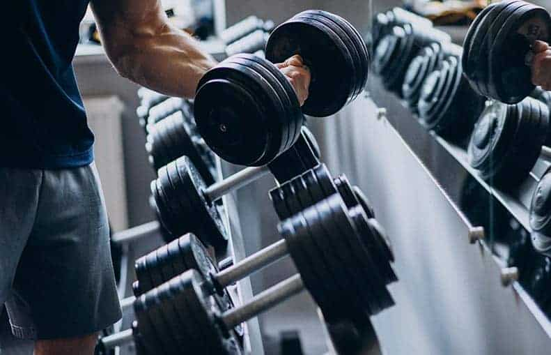 Parallelo Health - your source for health, workouts, food, supplements and more - blog - Bro science – The Bro split vs Push-Pull-Legs - dumbbells