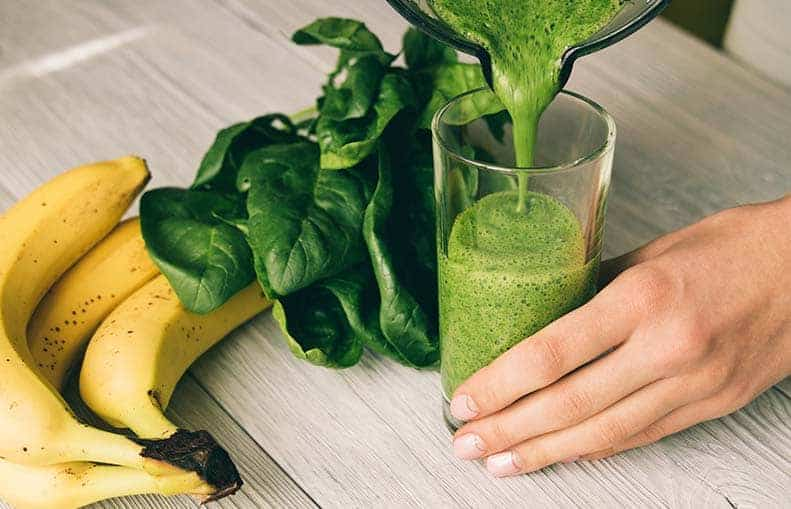 Parallelo Health - your source for health, workouts, food, supplements and more - blog - Our top 5 smoothies for a healthy life - green goodness