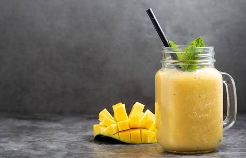 Parallelo Health - your source for health, workouts, food, supplements and more - blog - Our top 5 smoothies for a healthy life - mango madness