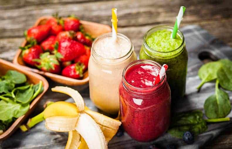 Parallelo Health - your source for health, workouts, food, supplements and more - blog - Our top 5 smoothies for a healthy life