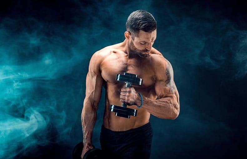 Parallelo Health - your source for health, workouts, food, supplements and more - blog - Best 5 Exercises for Bigger Biceps at Home - hammer curls