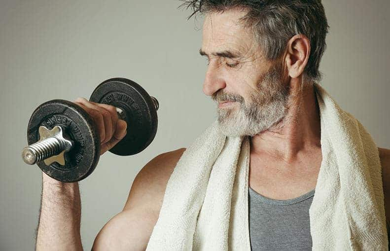 Parallelo Health - your source for health, workouts, food, supplements and more - blog - Can You Build Muscle After 40 – The Lowdown on Men's Fitness as We Age