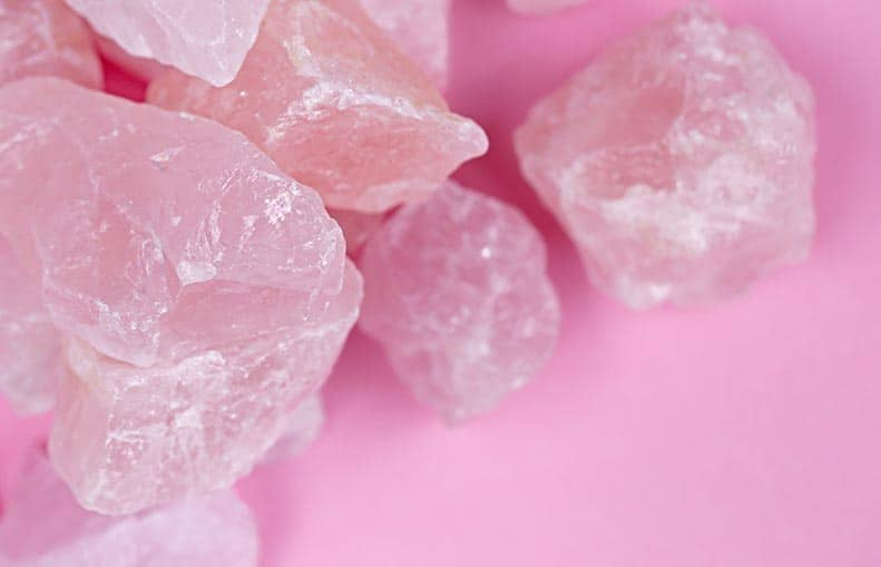 Parallelo Health - your source for health, workouts, food, supplements and more - blog - 10 Crystals That Benefit Your Health and Your Home - rose quartz