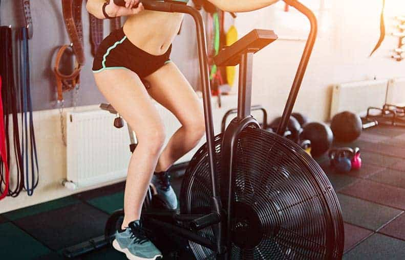 Parallelo Health - your source for health, workouts, food, supplements and more - blog - Exercise Bike Workouts For Weight Loss And Strength - air bike