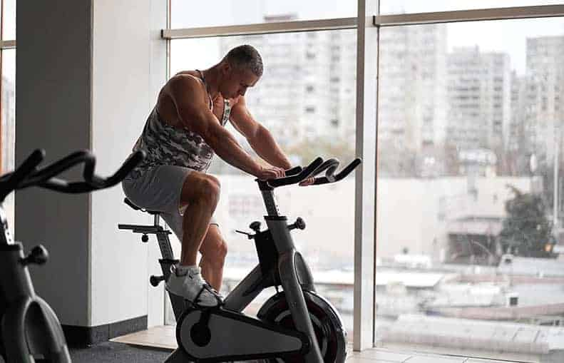 Parallelo Health - your source for health, workouts, food, supplements and more - blog - Exercise Bike Workouts For Weight Loss And Strength