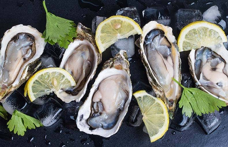 Parallelo Health - your source for health, workouts, food, supplements and more - blog - Quick Nutritional Tips for Optimal Health in Men - oysters