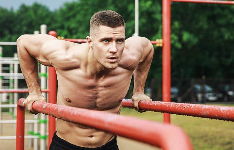 Parallelo Health - your source for health, workouts, food, supplements and more - blog - Are Dips the Best Chest Exercise